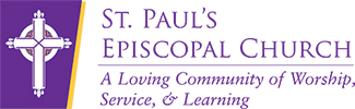 St. Paul's Episcopal Church Retina Logo